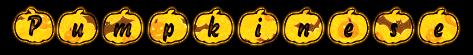 pumpkinese